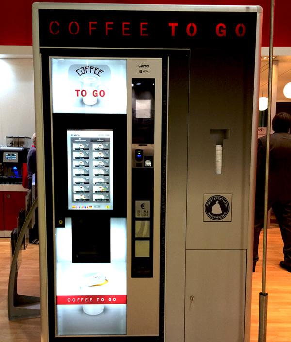 Рынок кофейных автоматов